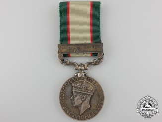 An India General Service Medal to the 5-8 Punjab Regiment