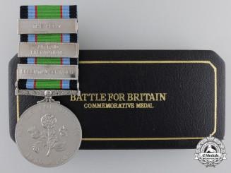 A Battle of Britain Commemorative Medal