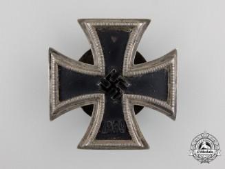 An Iron Cross 1939 1st Class by Gebrüder Godet & Co