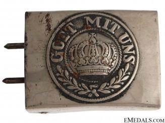 Imperial EM/NCOS Belt Buckle