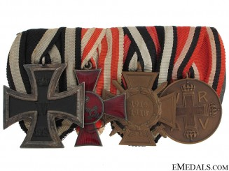 Imperial German Army Group of Four
