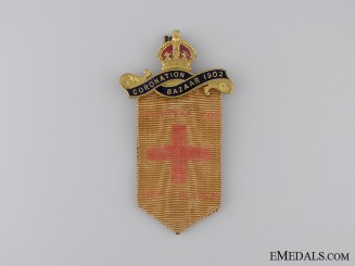 Imperial Own Coronation Bazaar Hospital for Sick Children Badge