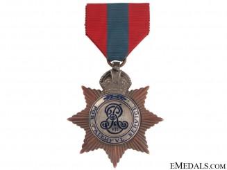 Imperial Service Medal- ROBERT MACKAY