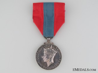Imperial Service Medal to Florence Jane Edwards