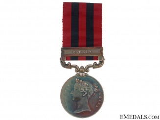 India General Service Medal 1854-95 - Persia