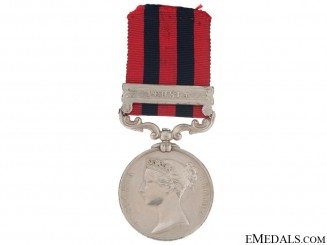 India General Service Medal 1854 - Persia