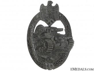 Tank Badge – Silver Grade