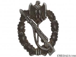 Infantry Badge - Silver Grade