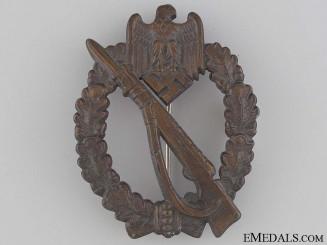 Infantry Badge – Bronze Grade by JFS