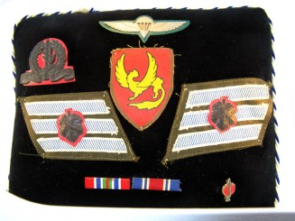 Israel, Funeral Pillow of Israeli NCO