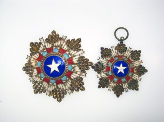 China, Republic, Order of the Brilliant Star