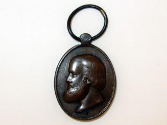 Brazil, Medal for Uruguay 1865,
