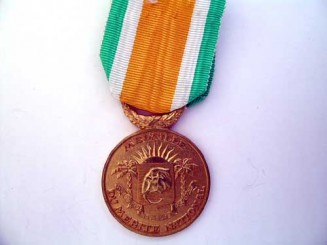 IVORY COAST, NATIONAL ORDER OF MERIT