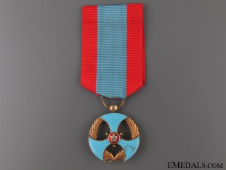 Iranian (Pahlavi Empire) Order of Military Merit