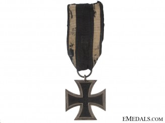 Iron Cross 1813 Second Class