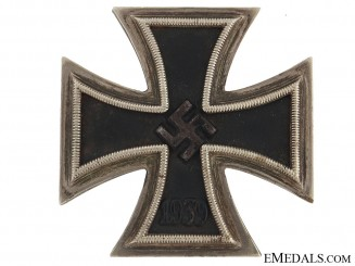 Iron Cross 1st. Cl. 1939 - L/13