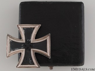Iron Cross 1st Class 1939 by Zimmermann