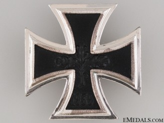 Iron Cross 1st Class - 1957 Version