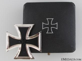 Iron Cross 1st Class 1939 - Steinhauer & Lück