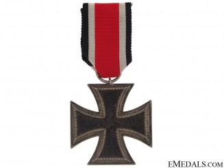 Iron Cross 2nd Class 1939 - Marked 27