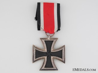 Iron Cross 2nd Class 1939 by Jakob Bengel