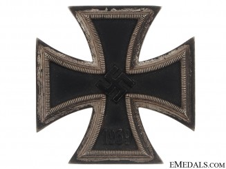 Iron Cross First Class 1939 – # 4