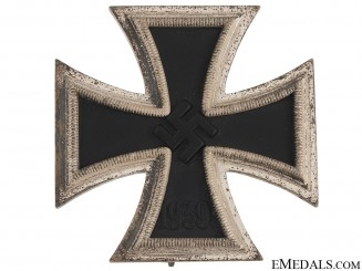 Iron Cross First Class 1939 – L/11
