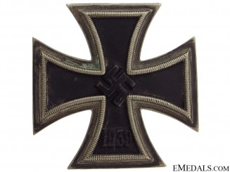 Iron Cross First Class 1939 - L/13