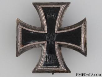 Iron Cross First Class 1914 by K.A.G.