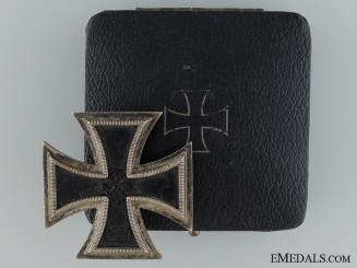Iron Cross First Class 1939 by Steinhauer & Lück