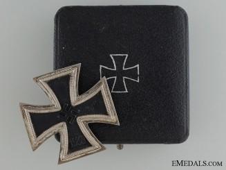 Iron Cross First Class 1939 by B.H.Mayer