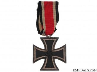 Iron Cross Second Class 1939 - Marked