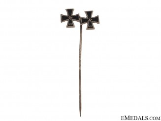 Iron Cross Stickpin