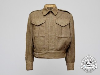 A Royal Canadian Electrical and Mechanical Engineers Battledress Uniform 1943