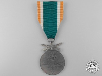 A Silver Grade Azad Hind Medal with Swords 1942-1945