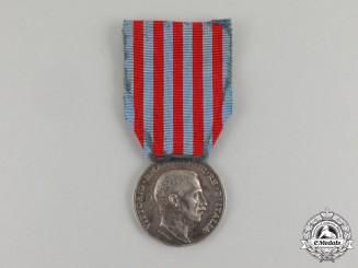 A 1912-13 Italian Libya Campaign Medal