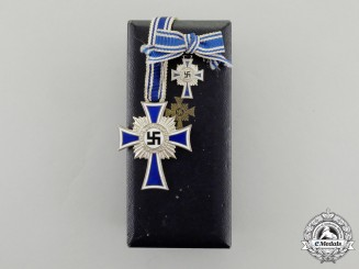 A Class Cross of Honour of the German Mother by Ph. Turk