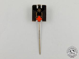 A DRK (German Red Cross) Membership Stick Pin