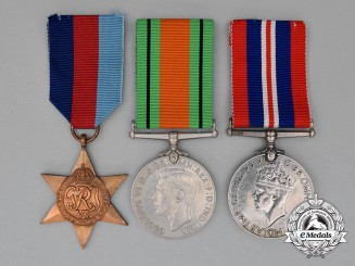A Second War British War Group