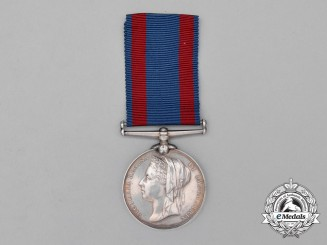 A North West Canada Medal 1885, to Sergeant John St. Leger McGinn, Winnipeg Troop Cavalry