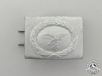 A 1938 Pattern Luftwaffe EM/NCO's Belt Buckle