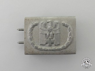 A Mint DRK (German Red Cross) Enlisted Man's Belt Buckle
