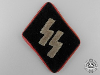 An SS Panzer collar tab for Enlisted or NCO