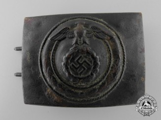 An Early SA/SS Belt Buckle 1933-1935