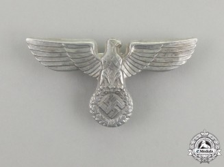A Third Reich German Political Cap Eagle