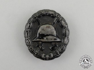 A First War German Black Grade Wound Badge