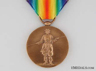 Japanese WWI Victory Medal, Official Issue