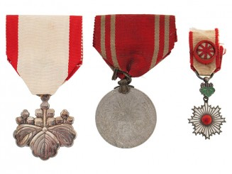 Set of Three Awards