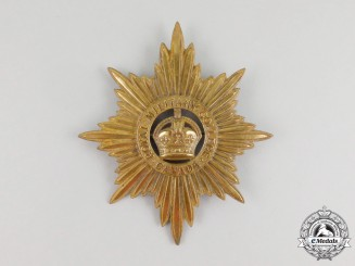 A Military College of Canada Helmet Plate, c. 1901-1940