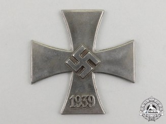 A Core of the Knight's Cross of the Iron Cross 1939,by Steinhauer & Lück